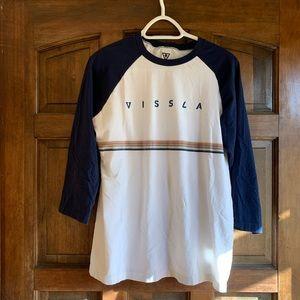 Men's VISSLA Baseball Tee